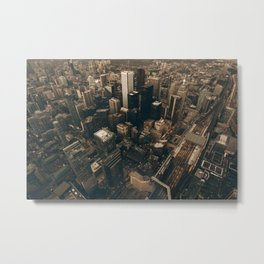 Toronto Ontario Canada Metal Print