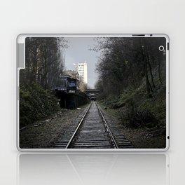 Parc Georges Brassens en Hiver // Georges Brassens Park in Winter Laptop & iPad Skin
