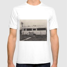 Holiday White SMALL Mens Fitted Tee