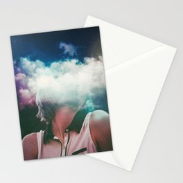 Distance On My Mind (The Clouded Diaries) Stationery Cards
