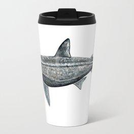 Basking shark (Cetorhinus maximus) Travel Mug
