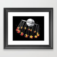 Chairoplanet Framed Art Print