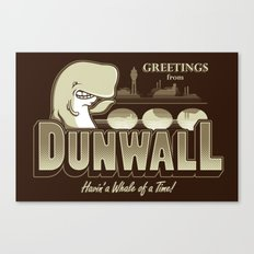 Greetings from Dunwall Canvas Print