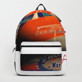 Ayrton Senna Tribute Design III Backpack