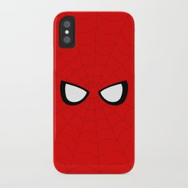 Spider Look iPhone Case