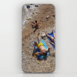Underpass Beach iPhone Skin