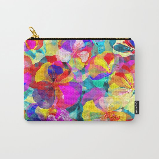 Flower carpet(56) Carry-All Pouch