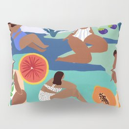 Fruity Bay Pillow Sham