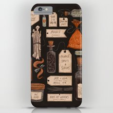 Spooky Halloween Odds and Ends Slim Case iPhone 6s Plus