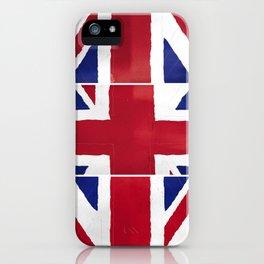 Brexit UK iPhone Case