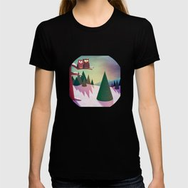 Twilight In The Woods T-shirt