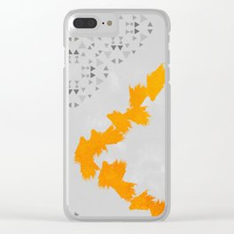 Stones #society6 Clear iPhone Case