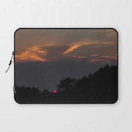 Eying the Sunset Laptop Sleeve