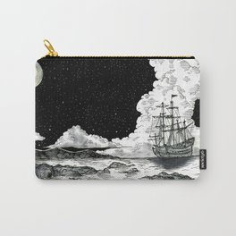 A break into the deep ocean Carry-All Pouch