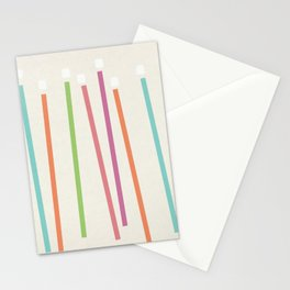 Matchsticks II Stationery Cards