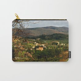 View of Tuscany Carry-All Pouch
