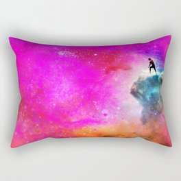 Andy Andromeda Rectangular Pillow