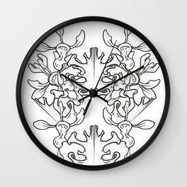 Machinery No. 0003 Wall Clock