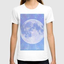 Magick Square Moon Invocation T-shirt