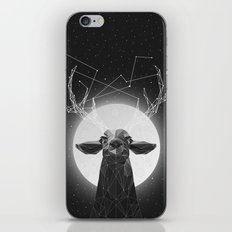 The Banyan Deer iPhone & iPod Skin