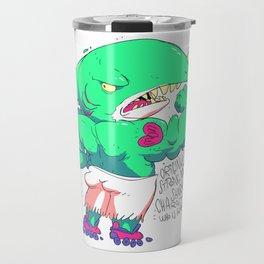 Not a Street Shark Travel Mug