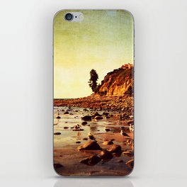 Where the awareness of existence is immensely heightened iPhone Skin