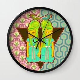 Nightengale Wall Clock