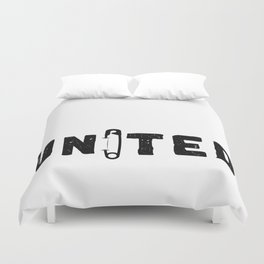 UNITED Duvet Cover