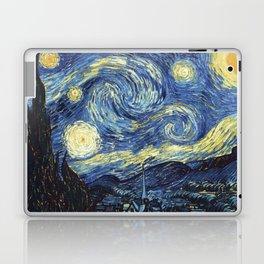 Van Gogh Starry Night Laptop & iPad Skin