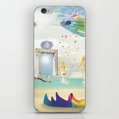 Kundalini iPhone & iPod Skin