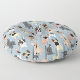 French Bulldog Floor Pillow