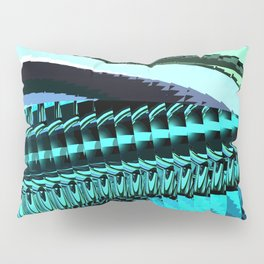Geometrics Eight Version Two Pillow Sham
