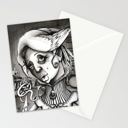 Lady Heartwood Stationery Cards