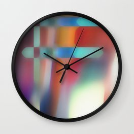 Function of a Mirage Wall Clock