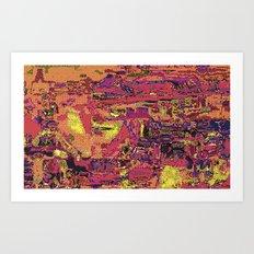 stm_3 Art Print