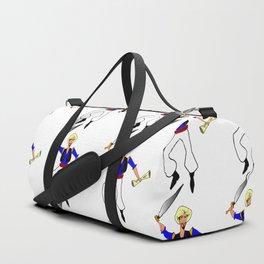 Sinbad the Sailor! Know me Duffle Bag