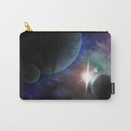 Space Age Carry-All Pouch