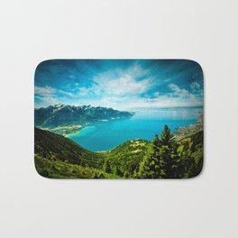 Lake Geneva Bath Mat