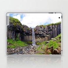 svartifoss Laptop & iPad Skin