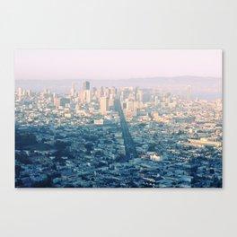 San-Francisco city Canvas Print
