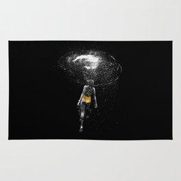Black Water Rug