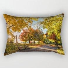 Crazy Fall Rectangular Pillow