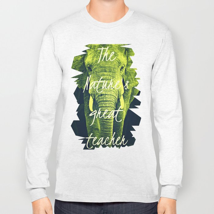 LIVING TREASURES III Long Sleeve T-shirt