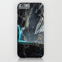 Alien Hybrid iPhone Case