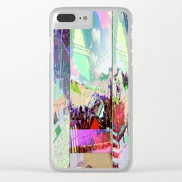 Maison Clear iPhone Case