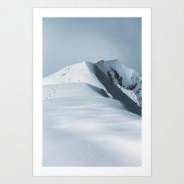 Comforter Art Print