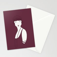 Keep Young And Beautiful Stationery Cards