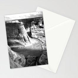 Vintage Landscape : Canyon de Chelly National Monument, Arizona Stationery Cards
