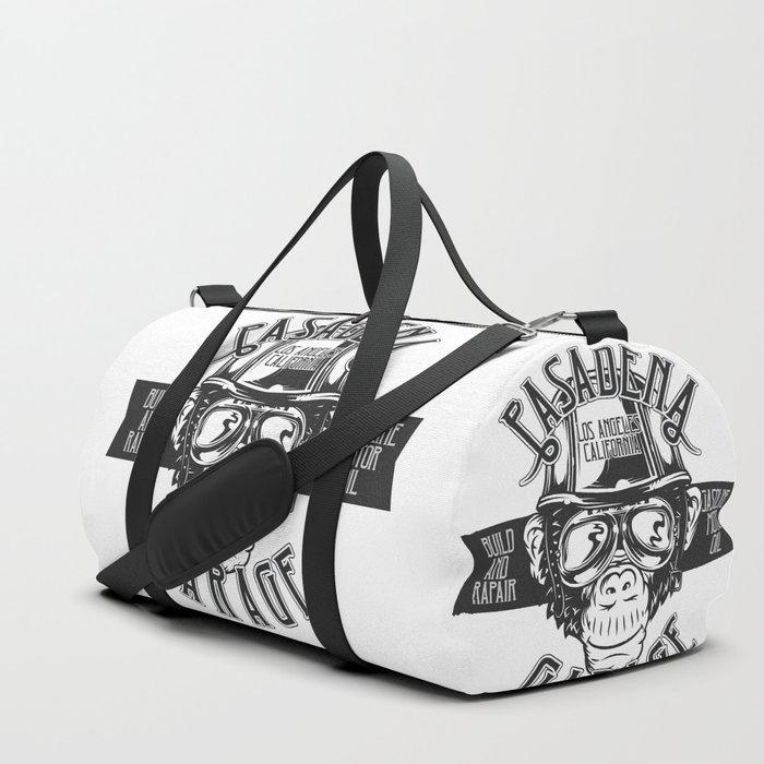 Pasadena Garage Duffle Bag