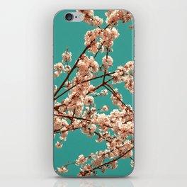 spring tree XVII iPhone Skin